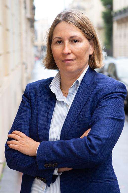 Catherine Hilgers avocate associée